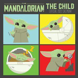 The Mandalorian - Grogu - 2022 - Kalender