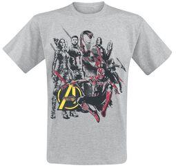 Infinity War - Avengers Character
