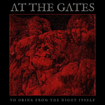 Image of At The Gates To Drink From The Night Itself CD Standard