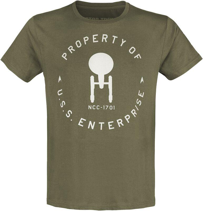 Property Of U.S.S. Enterprise