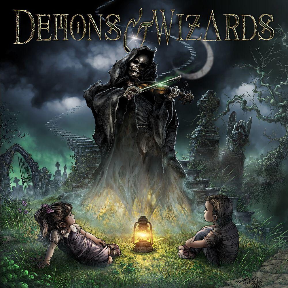 Demons & Wizards  Demons & Wizards  CD  Standard