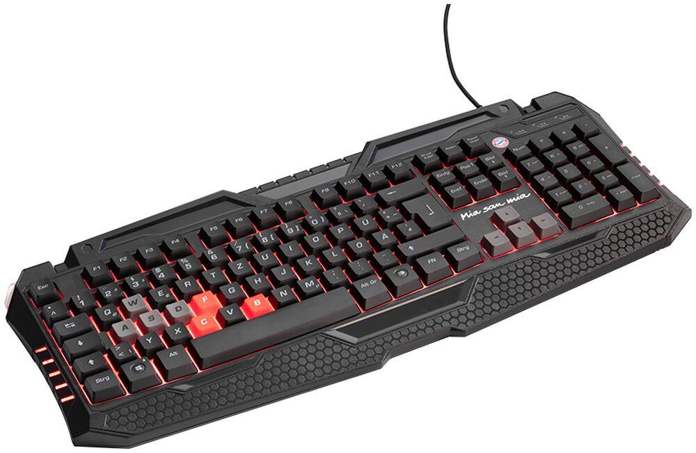 FC Bayern München - Gaming Tastatur
