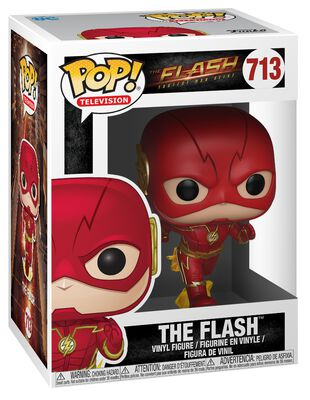 The Flash Vinyl Figure 713