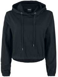 Ladies Heavy Jersey Batwing Hoody