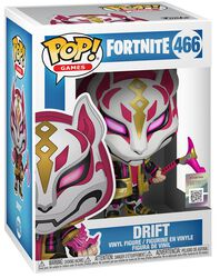 Drift Vinyl Figure 466