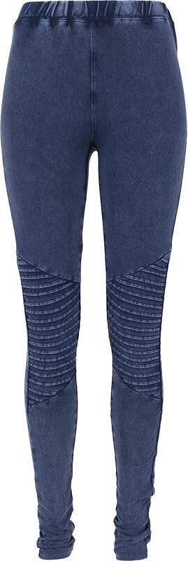 Ladies Denim Jersey Leggings