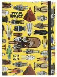 2018/2019 Kalenderbuch