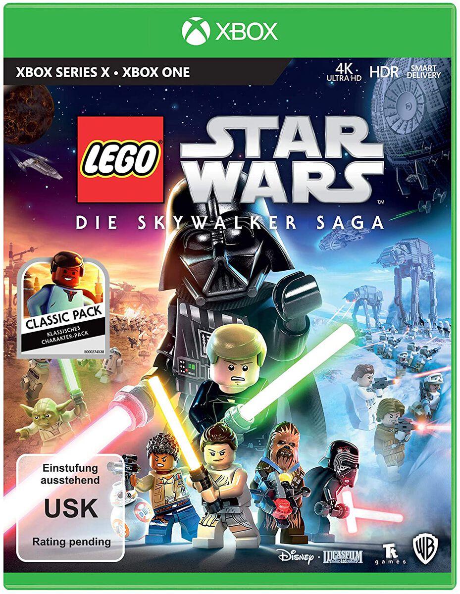 Star Wars Lego Star Wars - Die Skywalker Saga  Xbox One  Standard
