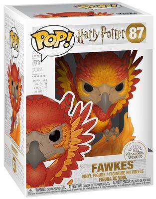 Fawkes Vinyl Figure 87