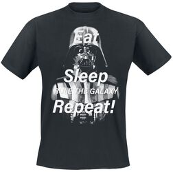 Darth Vader - Eat Sleep Repeat