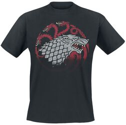 Stark And Targaryen Sigils