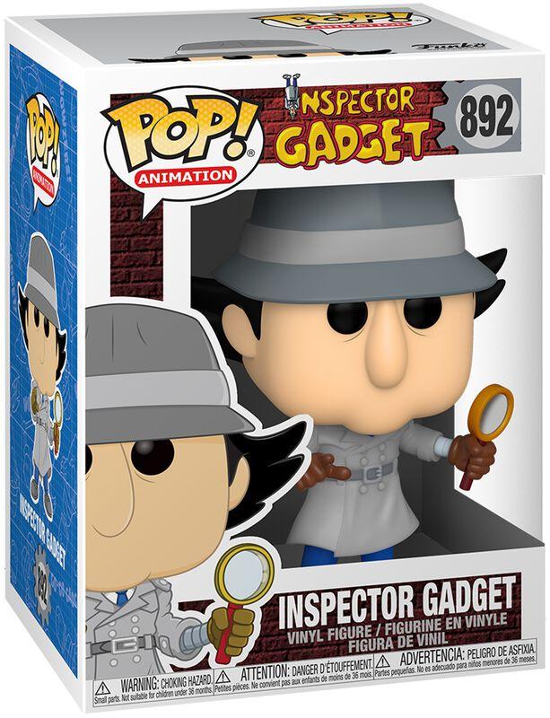Inspector Gadget Inspector Gadget (Chase Edition möglich) Vinyl Figur 892