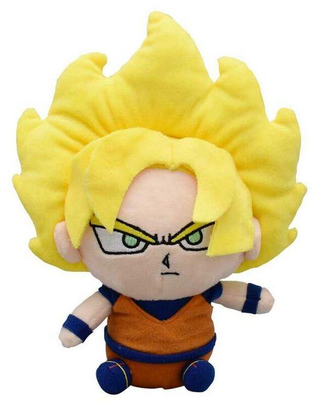 Z - Saiyan Goku