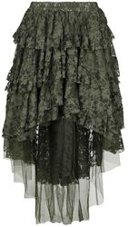 Ophelie Long Gothic Skirt