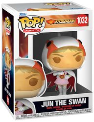 Jun The Swan Vinyl Figur 1032