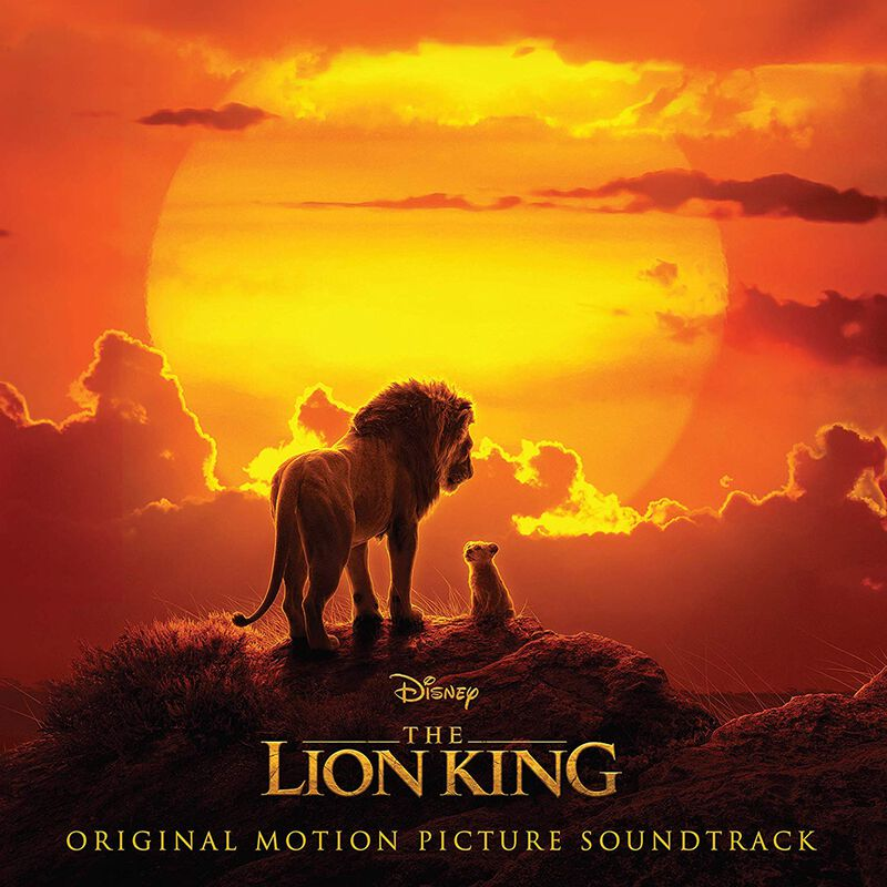 The Lion King (Original Motion Picture -Soundtrack)