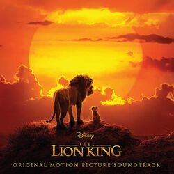 The Lion King (Original Motion Picture -Soundtrack)