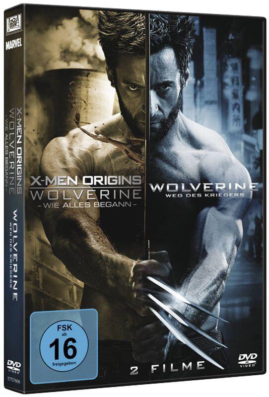 Wie alles begann + The Wolverine: Weg eines Kriegers