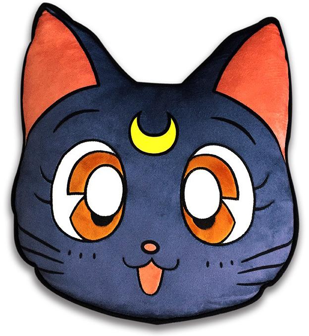 Sailor Moon - Luna - Kissen - multicolor