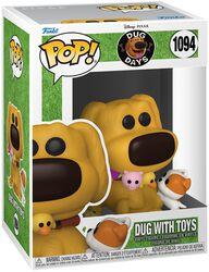 Dug with Toys Vinyl Figur 1094