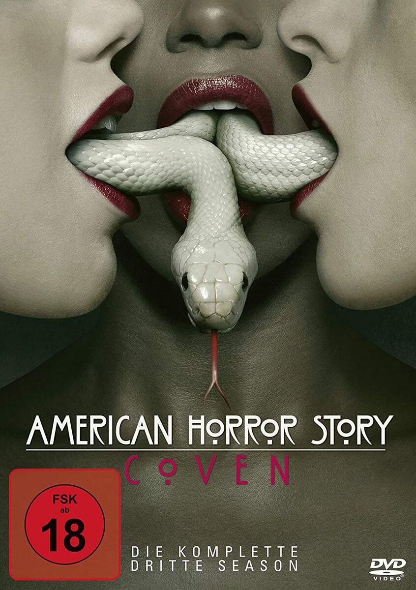 American Horror Story Staffel 3 - Coven  DVD  Standard