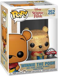Winnie The Pooh (Diamond Collection) Vinyl Figur 252