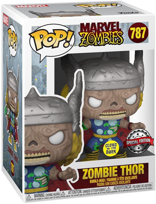 Zombies - Thor (Glow In The Dark) Vinyl Figur 787