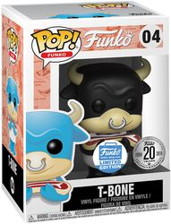 Spastik Plastik - T-Bone (Funko Shop Europe) Vinyl Figure 04