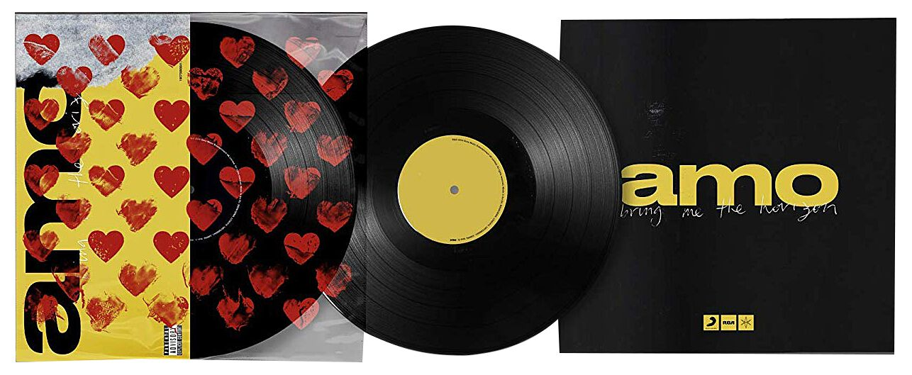 Bring Me The Horizon  Amo  2-LP  Standard