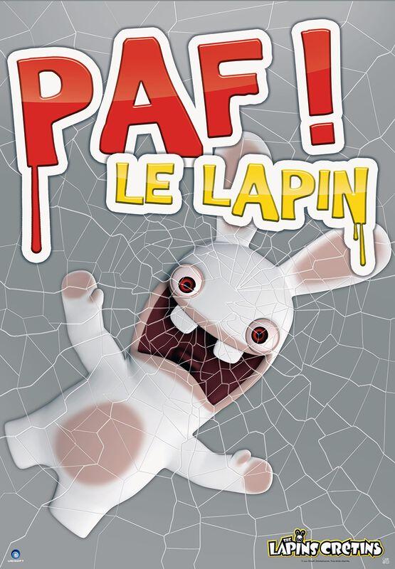 Raving Rabbids Paf! The Rabbit