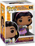 Esmeralda Vinyl Figur 635