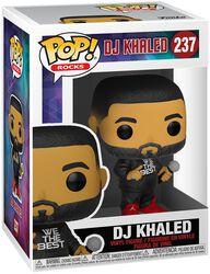 DJ Khaled Rocks! Vinyl Figur 237