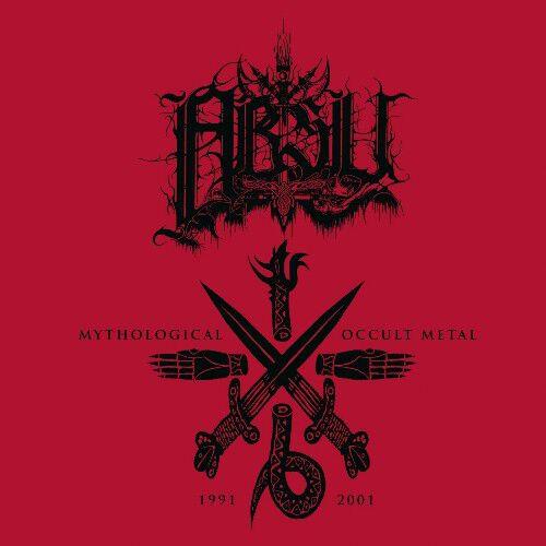 Image of Absu Mythological occult metal: 1991-2001 2-CD Standard