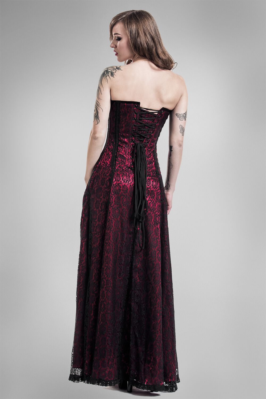 Wedding Dress   Gothicana by EMP Langes Kleid   EMP