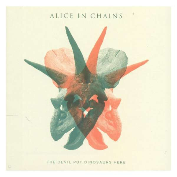 Image of Alice In Chains The devil put dinosaurs here CD Standard