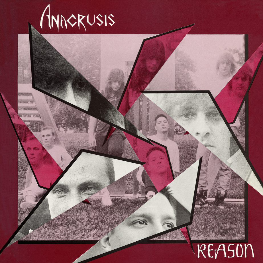 Image of Anacrusis Reason CD Standard