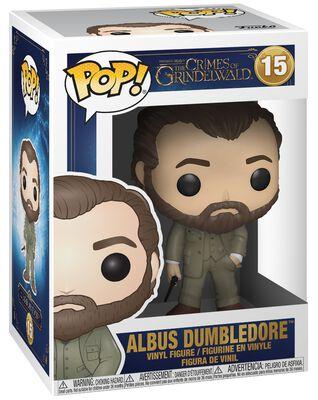 Grindelwalds Verbrechen - Albus Dumbledore  Vinyl Figure 15