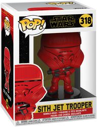 Episode 9 -.Der Aufstieg Skywalkers - Sith Jet Trooper Vinyl Figure 318
