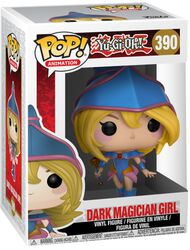 Dark Magician Girl Vinyl Figure 390