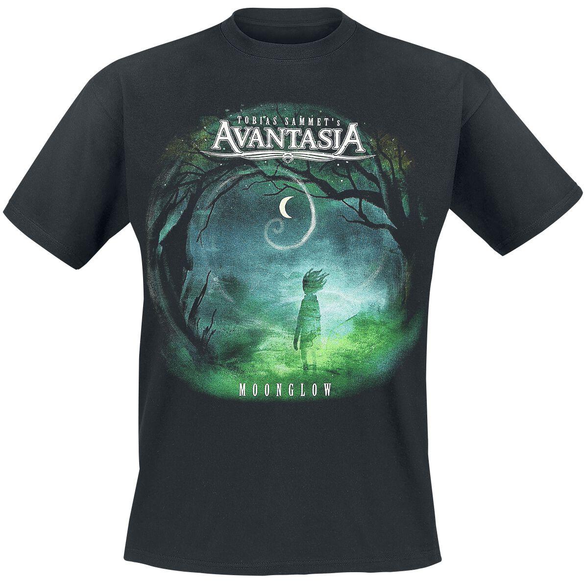 Image of Avantasia Moonglow T-Shirt schwarz