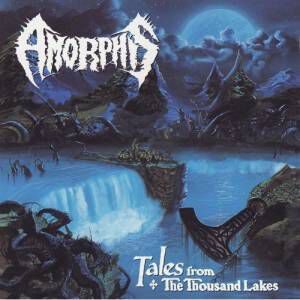 Image of Amorphis Tales From The Thousand Lakes CD Standard