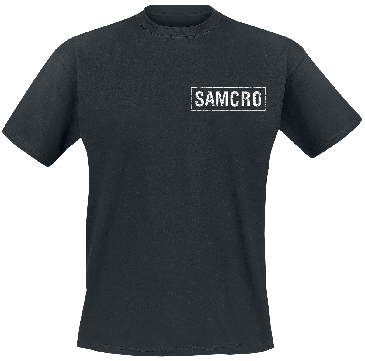 Sons Of Anarchy - Outline - T-Shirt - black image