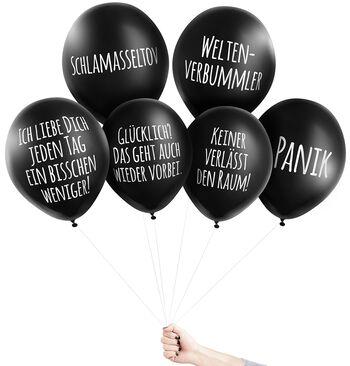 Anti-Ballons - Universal-Set II