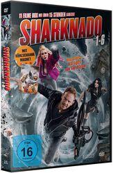 Sharknado Sharknado 1-6 Deluxe Box Edition