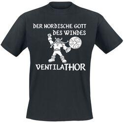 Der nordische Gott des Windes ...