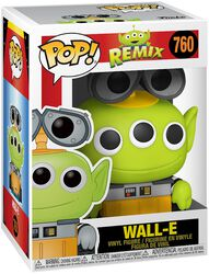 Alien Remix - Wall-E Vinyl Figur 760