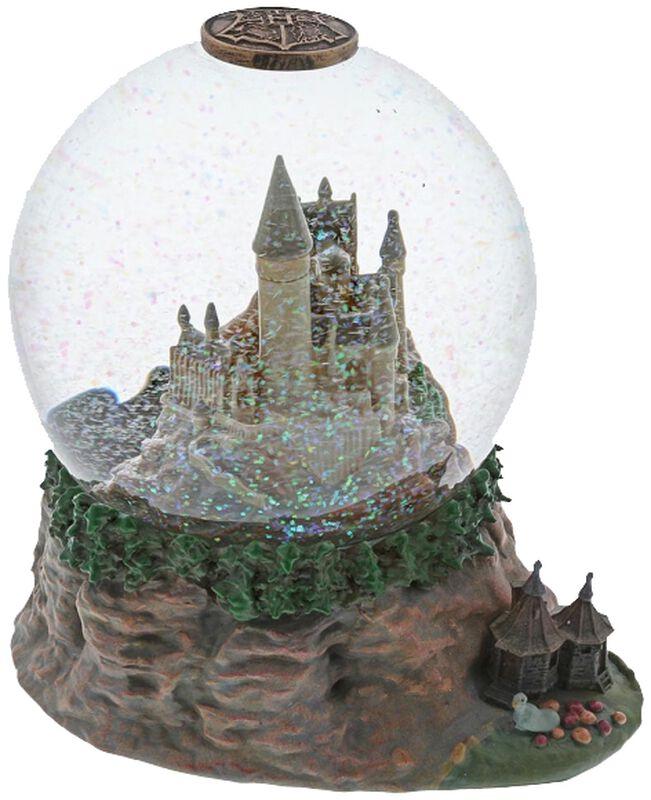Hogwarts - Schneekugel