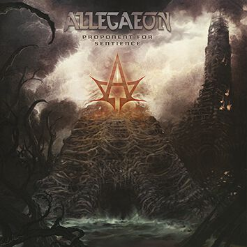 Allegaeon  Proponent for sentience  CD  Standard
