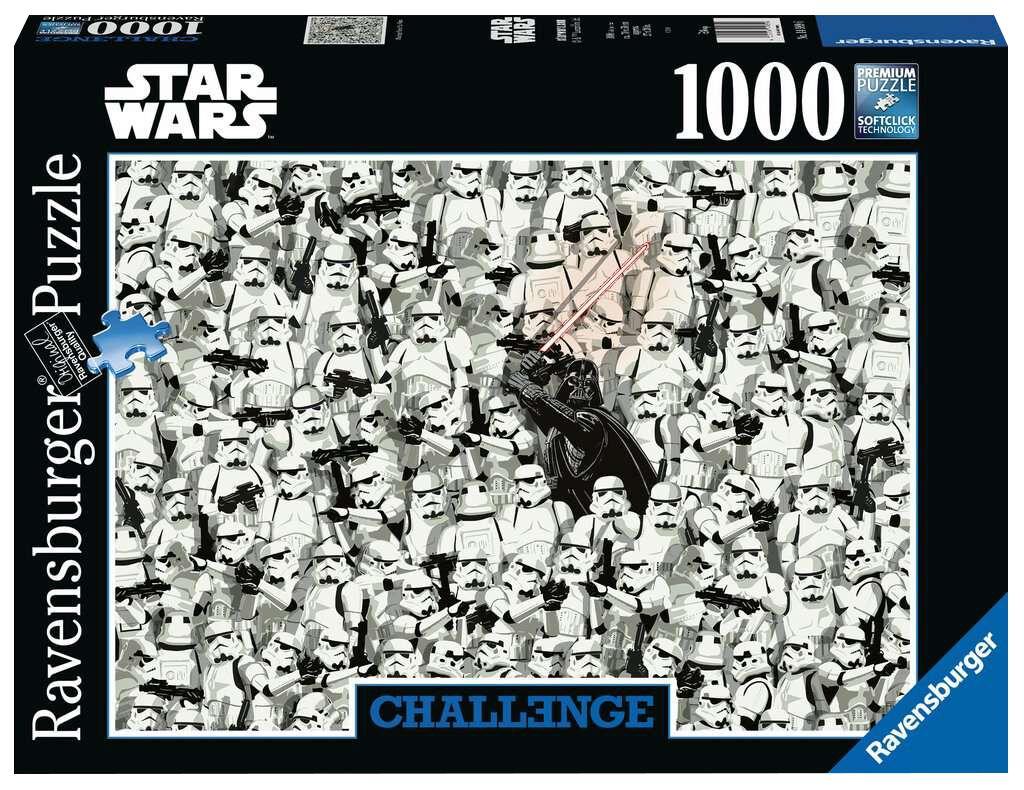 Star Wars Challenge Puzzle Puzzle multicolor 00.014.989