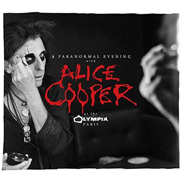 Image of Alice Cooper A paranormal evening at The Olympia Paris 2-CD Standard